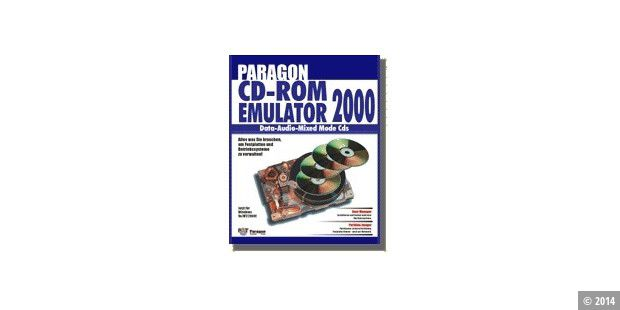 Paragon CD-ROM Emulator 2000