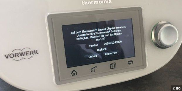 Update für Thermomix