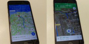 Test: Google Maps mit Apple Carplay
