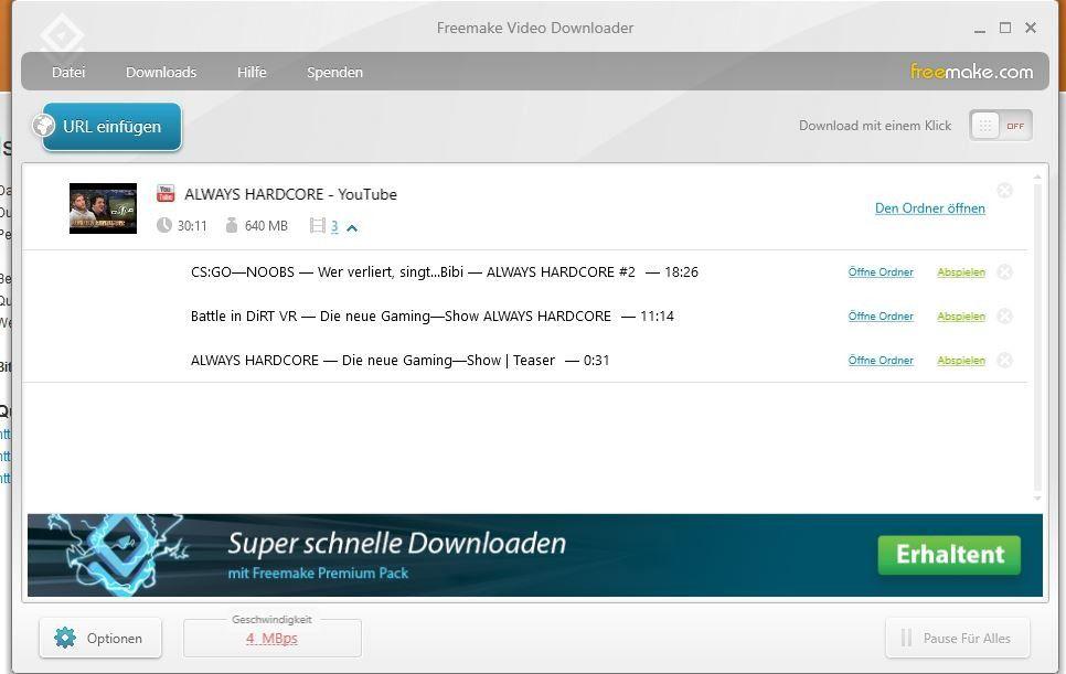 Youtube Videos Herunterladen Unter Windows Und Android Pc Welt