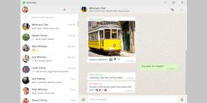 Messenger: Whatsapp Desktop Client