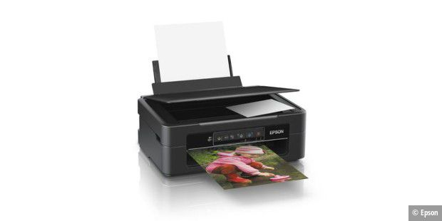 Test: Epson Expression Home XP-245 - PC-WELT