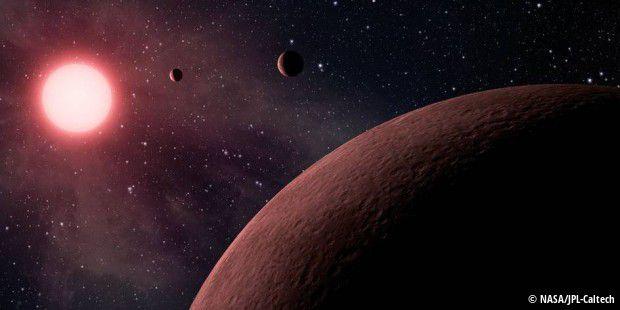 Wir sind wahrscheinlich nicht allein … | NASA entdeckt 10 erdähnliche Planeten