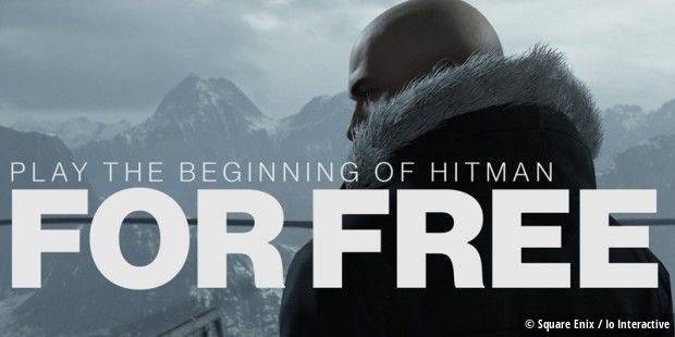 Hitman for Free