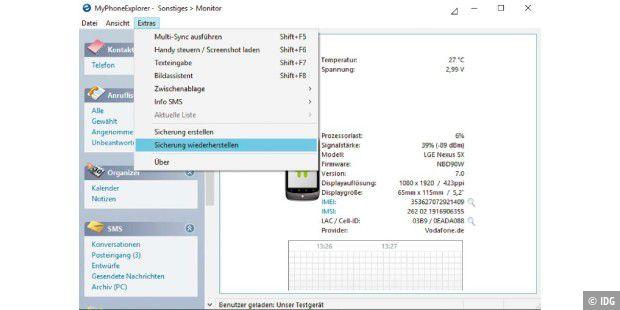 Gelöschte Dateien auf Android-Handys wiederherstellen - PC-WELT