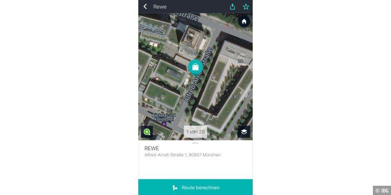 Here We Go im Test: Gratis-Navigation mit Offline-Karten und ... Download Nokia Maps on