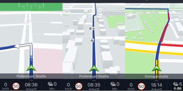 Blitzer Holland Karte.Here We Go Im Test Gratis Navigation Mit Offline Karten Und