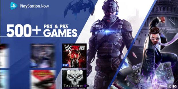 Spielen per Stream: Playstation Now noch dieses Jahr für Deutschland