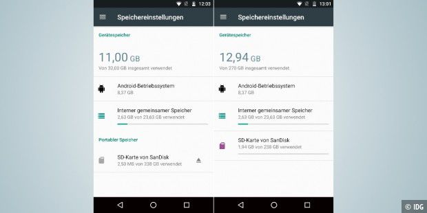 Micro Sd Karte Formatieren.Sd Karte Als Interner Android Speicher Was Bringt Die