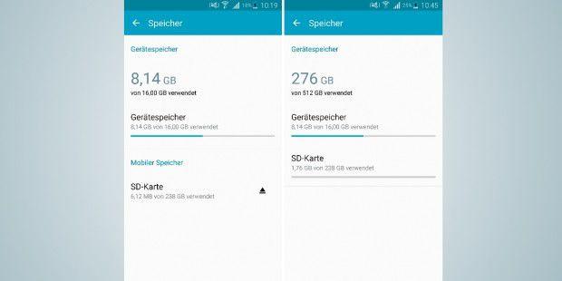 Externe Sd Karte Als Internen Speicher Nutzen.Sd Karte Als Interner Android Speicher Was Bringt Die Technik Pc