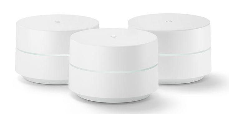 google wifi bestes wlan im ganzen haus pc welt. Black Bedroom Furniture Sets. Home Design Ideas