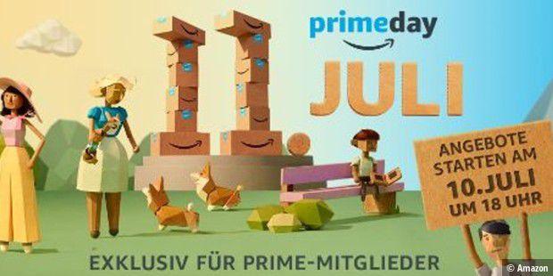 Amazon Prime Day 2017 Ist Vorbei Fazit Und Ausblick Pc Welt
