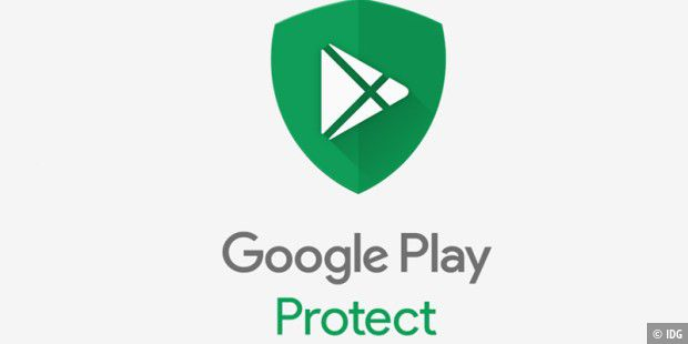 Google Play Protect startet