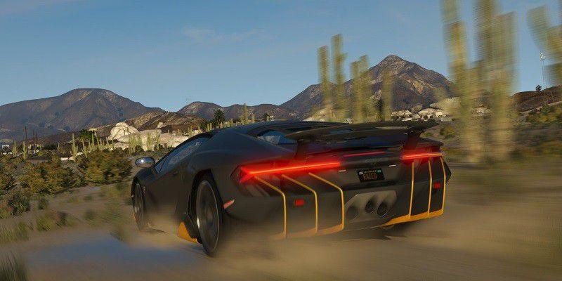 GTA 5: Mod lässt Spiel atemberaubend aussehen    - PC-WELT
