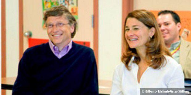 Großzügigste Spende seit 2000: Bill Gates stiftet 4,6 Milliarden Dollar