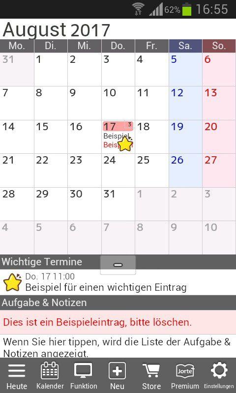 kalender kostenlos downloaden deutsch