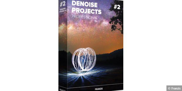 Das Cover von DENOISE projects 2 professional.