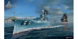 Online-Game: World of Warships
