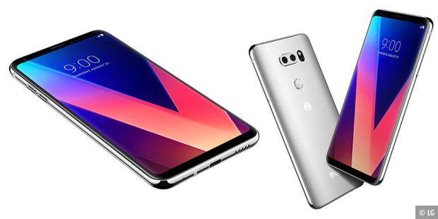 LG V30 will auf den Smartphone-Thron