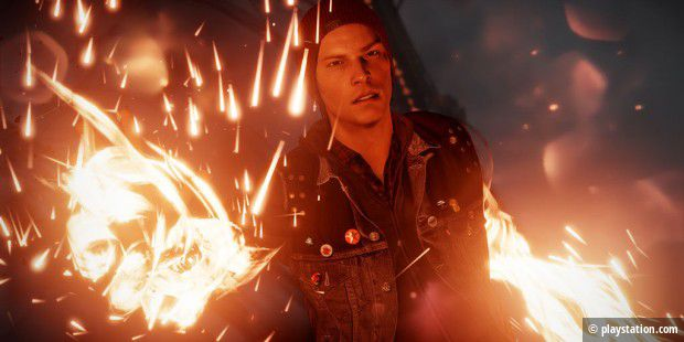 Playstation Plus im September mit Infamous: Second Son & Strike Vector Ex