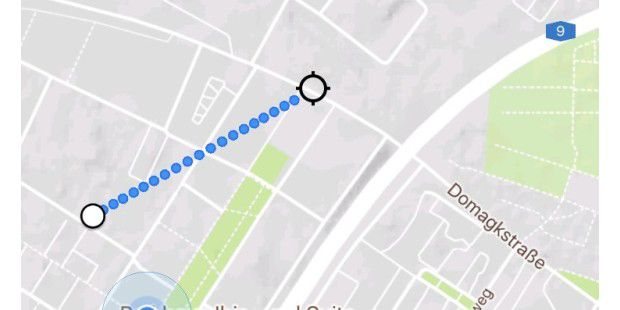 google maps im test gratis navigation mit exakten verkehrslage informationen pc welt. Black Bedroom Furniture Sets. Home Design Ideas
