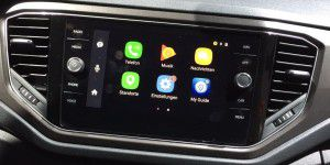 Trotz Carplay & Android Auto: VW bleibt Mirrorlink treu