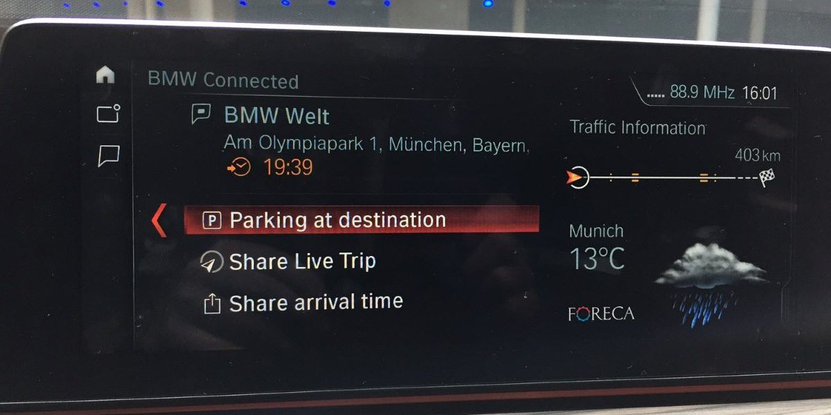 bmw i3 ohne touchscreen connecteddrive remote 3d view. Black Bedroom Furniture Sets. Home Design Ideas
