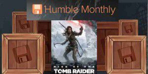 Humble Monthly: Rise of the Tomb Raider fast geschenkt
