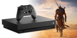 Wir ZOCKEN in 4K! Xbox One X + Launch-Titel im Hands-on