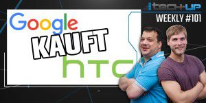 Google kauft HTC | Malware in CCleaner