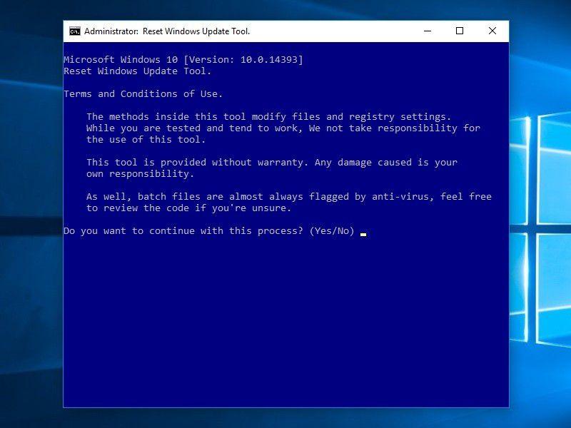 Reset Windows Update Agent - PC-WELT