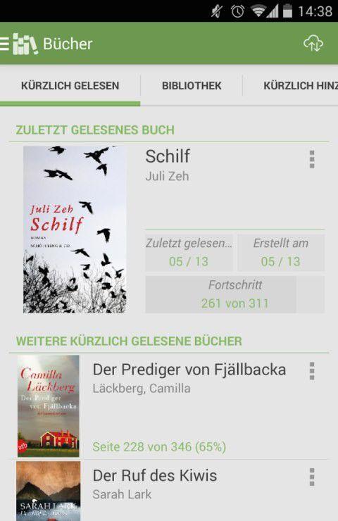 Die besten kostenlosen Reader-Apps für Android - PC-WELT