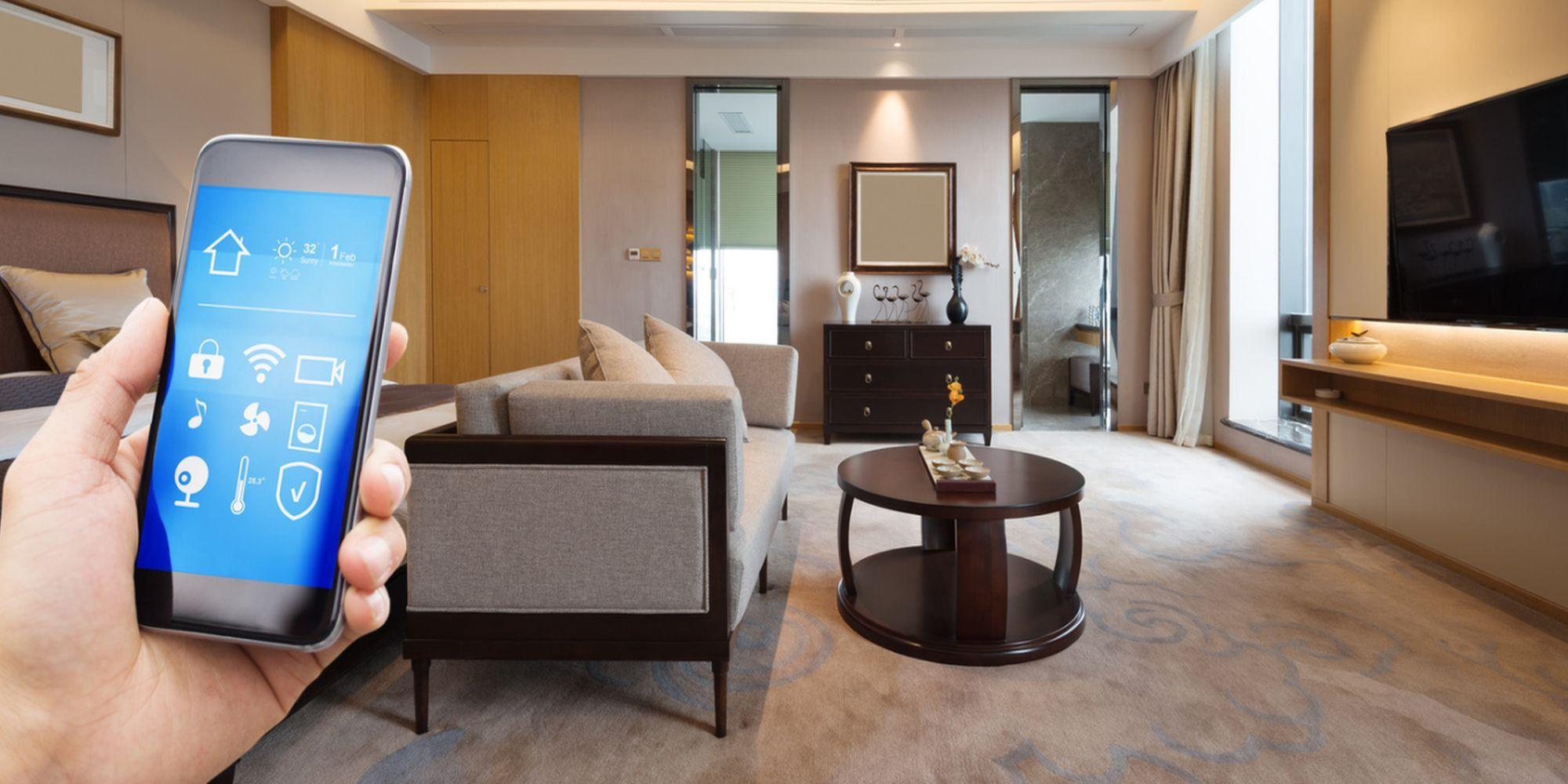 smart home sehr komfortabel aber auch gef hrlich pc welt. Black Bedroom Furniture Sets. Home Design Ideas