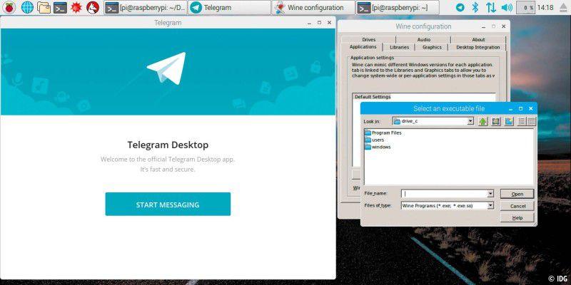 Emulator Exagear: x86-Software auf Raspberry - PC-WELT