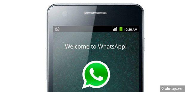 Whatsapp Telefonnummer Reicht Zur überwachung Pc Welt