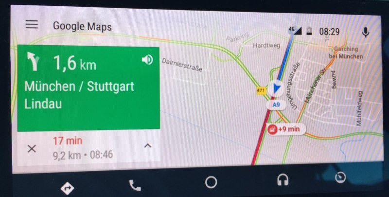 Google Maps Im Test Gratis Navigation Mit Exakten Verkehrslage