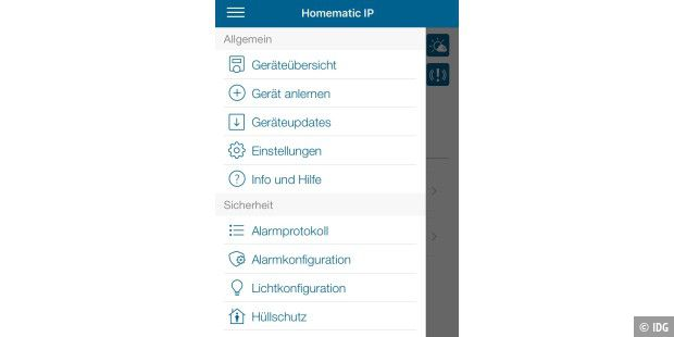 homematic ip test smart home mit app access point heizthermostat rauchmelder pc welt. Black Bedroom Furniture Sets. Home Design Ideas