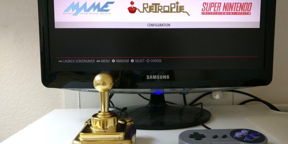Retropie – alte Games als ROM auf dem Raspberry Pi zocken - PC-WELT