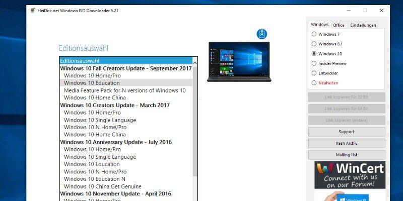 windows xp-datenträgerabbilder (iso-dateien)