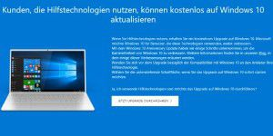 Windows 10: Letzte Chance für Gratis-Upgrade