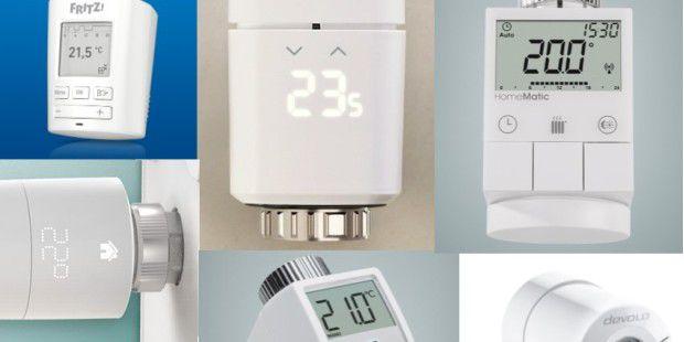 Bevorzugt Smarte Thermostate: Die besten Lösungen für smarte SK02