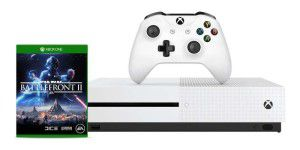 Xbox One S + Star Wars Battlefront 2 Bundle für 229 Euro
