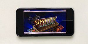 Windows 95 und Sim City 2000 laufen auf iPhone X