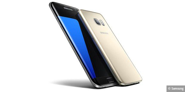 Samsungs Galaxy S7 Edge als Ebay WOW! Angebot.