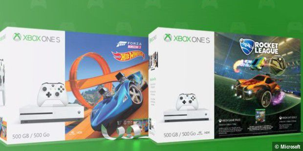 Xbox One S Bundle für 179,99 Euro