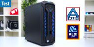 ALDI-PC Medion Erazer X67015 im Test-Video
