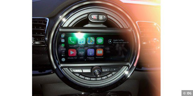 Apple Carplay.