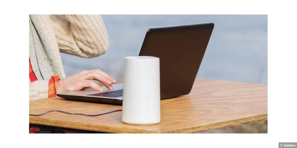 Gigacube ausprobiert: LTE-WLAN Router von Vodafone - PC-WELT
