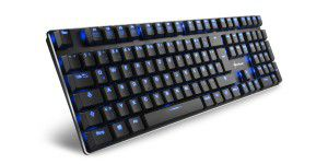 Gaming-Tastatur Sharkoon Purewriter im Praxistest
