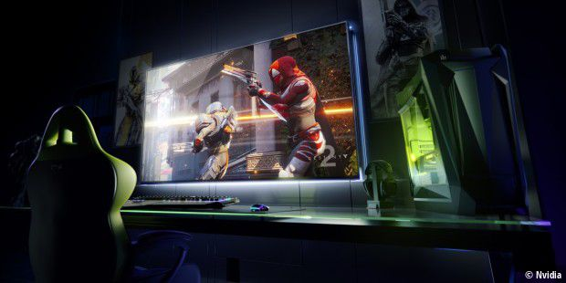 Big Format Gaming Displays (BFGD) von Nvidia
